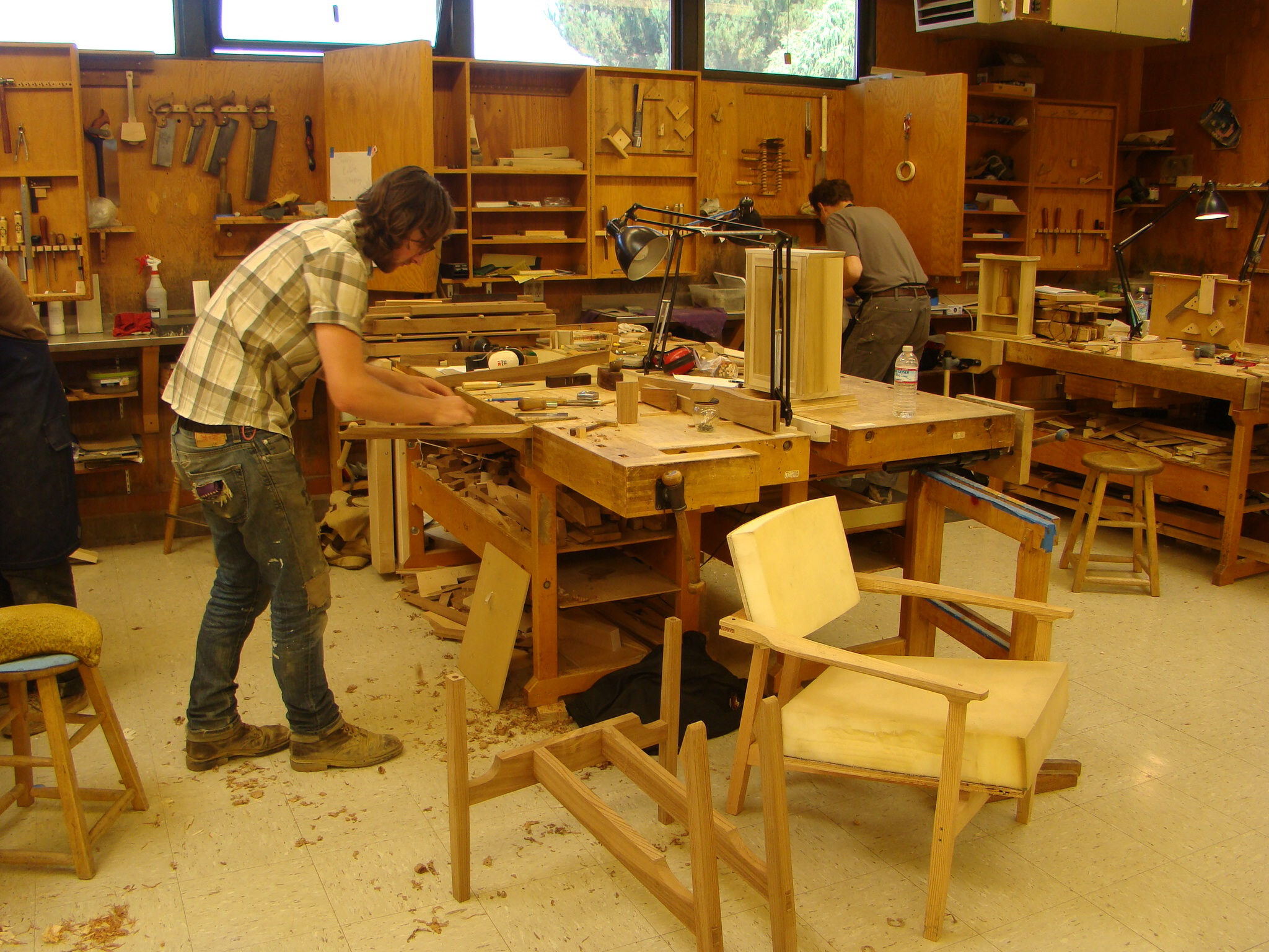 Richard Preece Furniture Maker London Based Furniture Maker