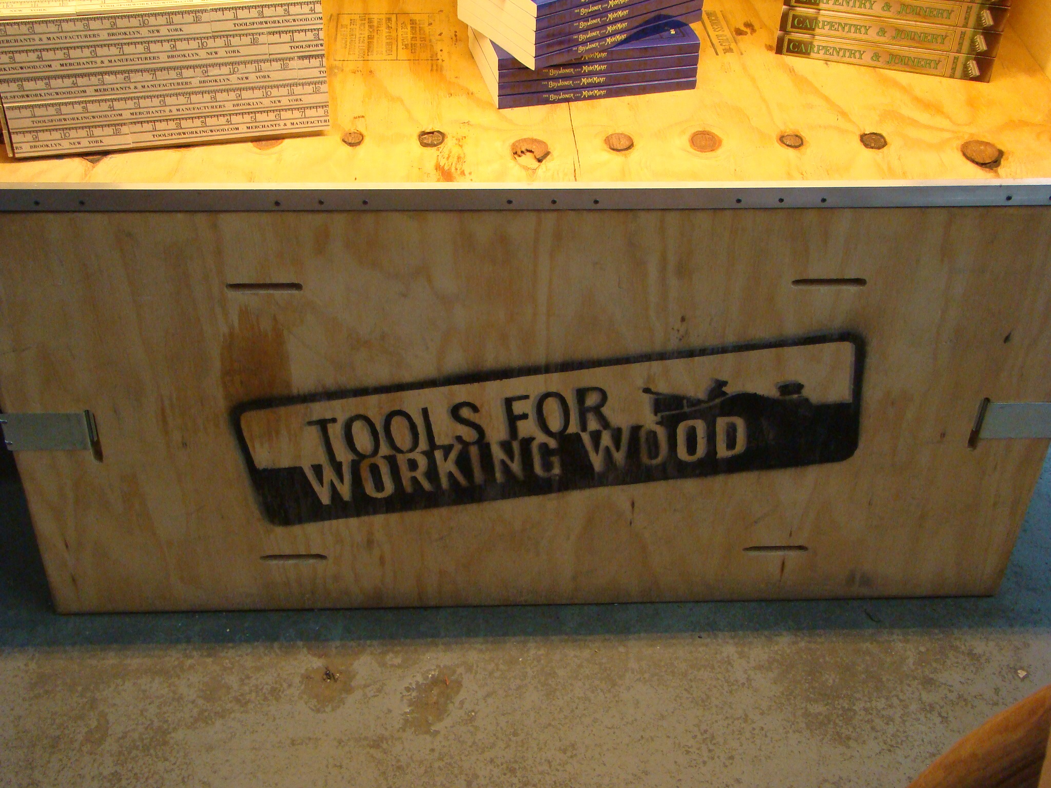 Tools For Working Wood Gowanus Brooklyn Richard Preece Furniture